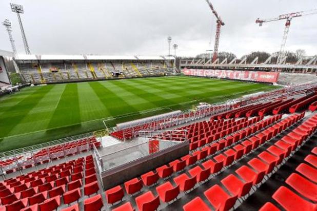 L'Antwerp va placer les photos de ses abonnés sur les numéros de ses joueurs