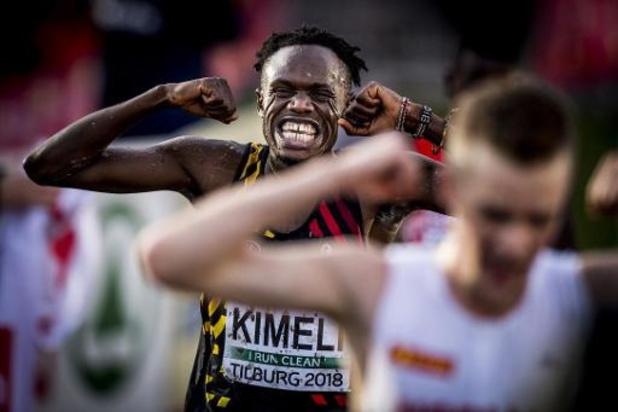 Isaac Kimeli opteert alsnog voor lange cross, waardoor hij EK-zilver kan verdedigen