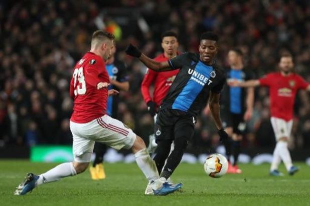 Europa League - Le Club Bruges n'a pas pesé lourd à Manchester United: 5-0