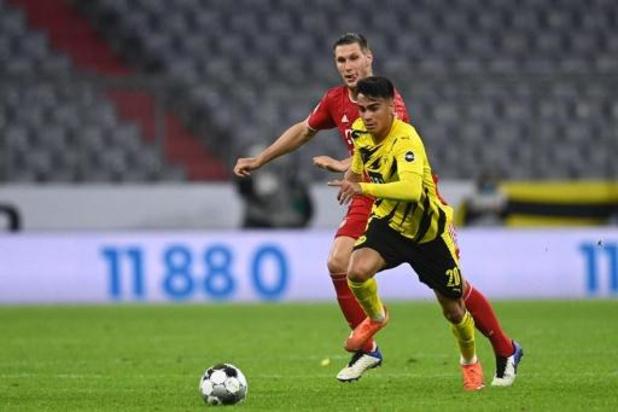 Reinier (Borussia Dortmund) positif au coronavirus avant le match contre le Club de Bruges
