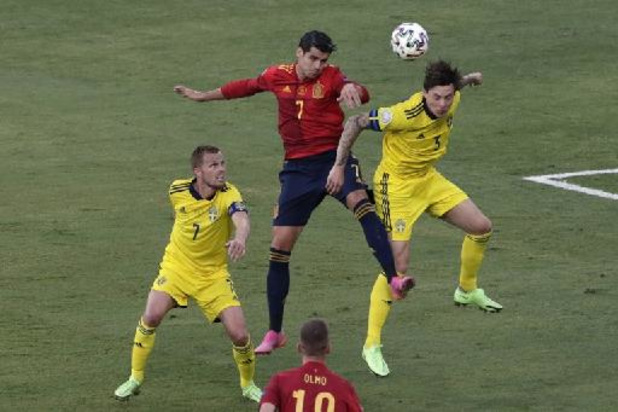 """Euro 2020 - Victor Lindelöf désigné """"Homme du Match"""" pour Espagne/Suède"""