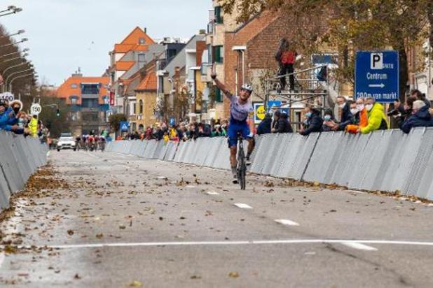 Les Trois Jours Bruges-La Panne devient l'Oxyclean Classic Bruges-La Panne
