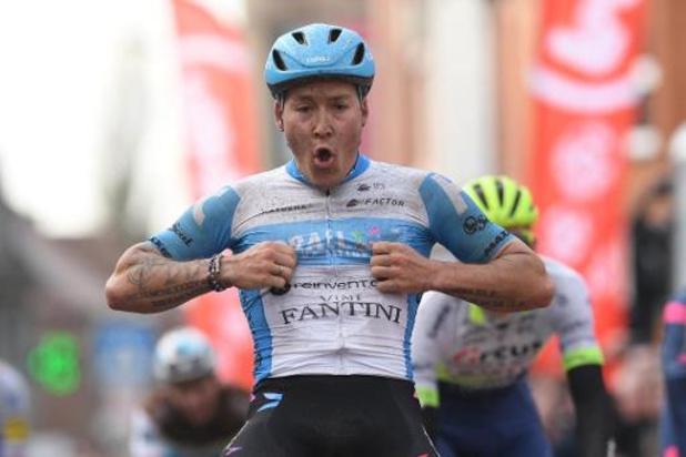 Hugo Hofstetter sprint naar zege in GP Samyn