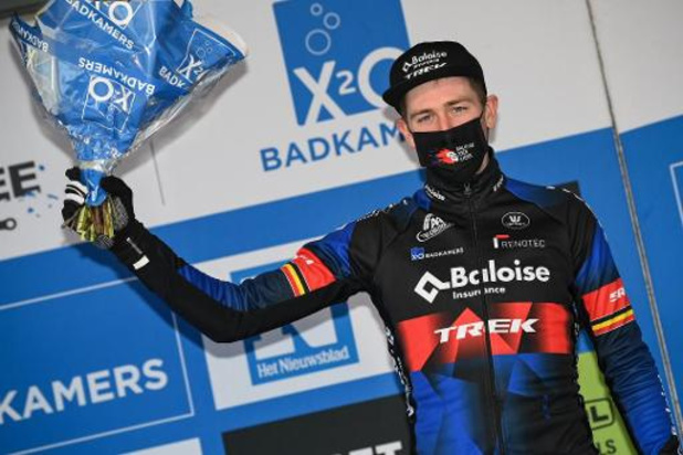 Toon Aerts wint in Brussel