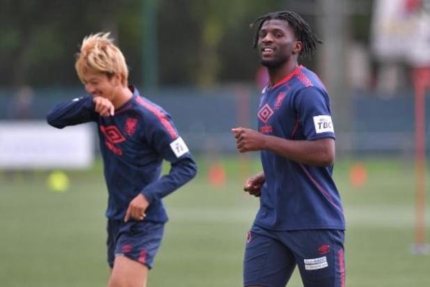 Rocky Bushiri prêté par Norwich City au FC Malines