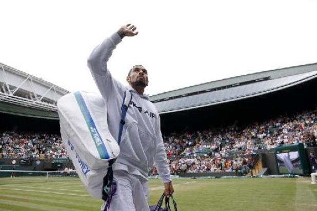 Le tennisman australien Nick Kyrgios renonce à des Jeux Olympiques privés de public