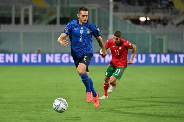 Ligue des Nations - L'Italien Toloi forfait et remplacé par Calabria, 3e changement pour l'Espagne d'Enrique