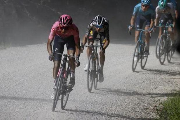 Ritzege voor Mauro Schmid, Evenepoel krijgt forse dreun in Giro