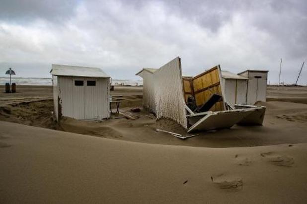 La tempête Odette a causé pour 23,6 millions d'euros de dégâts assurés