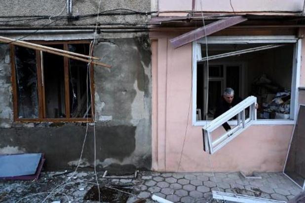 Nieuwe aanval in Nagorno-Karabach gericht op hoofdstad Stepanakert