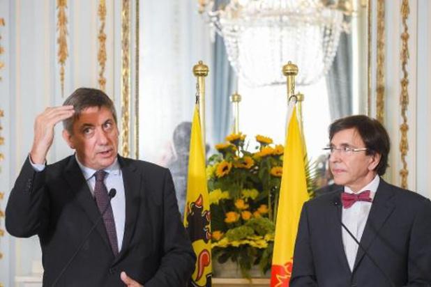 Jambon en Di Rupo vragen betrokken te worden bij Europese post-COVID-beleid