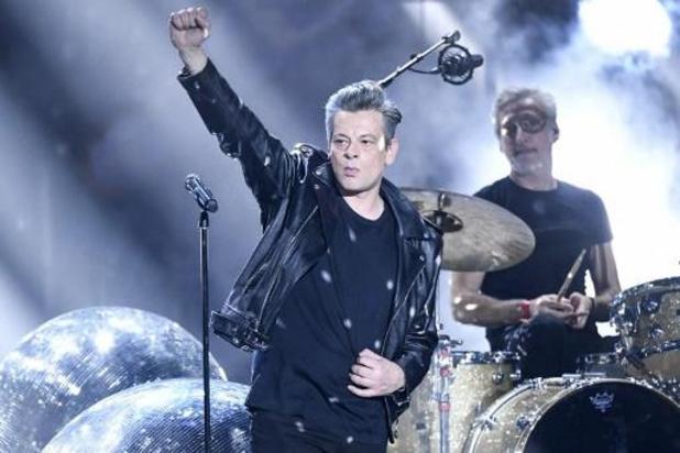 Benjamin Biolay sacré artiste masculin aux Victoires de la musique