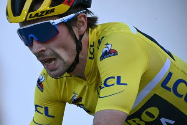 Ronde van het Baskenland - Primoz Roglic pakt de eindzege na straf nummer in koninginnenetappe, Gaudu wint slotrit