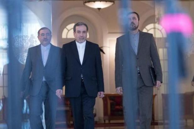 L'Iran convoque de nouveau le diplomate suisse représentant les intérêts américains