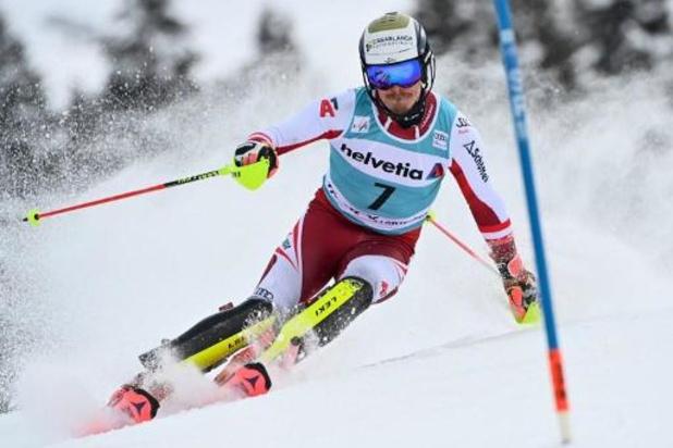 L'Autrichien Manuel Feller gagne le slalom de Lenzerheide en clôture de la saison