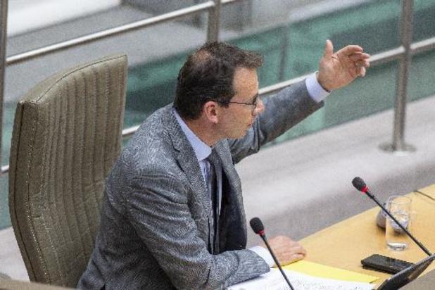 Wouter Beke (CD&V) streeft naar vaccinatiegraad van minstens 90 procent bij Vlamingen