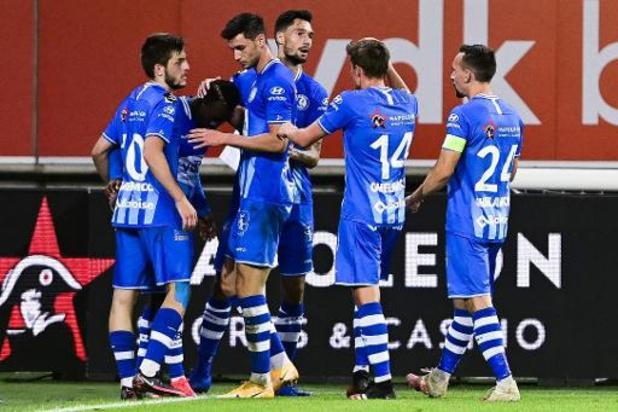 Jupiler Pro League - AA Gent pakt tegen KV Mechelen eerste punten van het seizoen