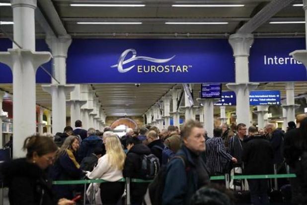 Les voyageurs néerlandais d'Eurostar rejoindront Londres sans correspondance à Bruxelles
