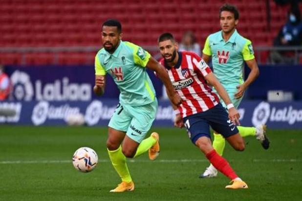 Les Belges à l'étranger - Match nul pour Carrasco et l'Atlético de Madrid à Huesca