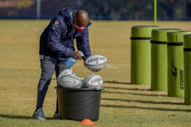 Start rugbycompetitie wordt tot oktober uitgesteld