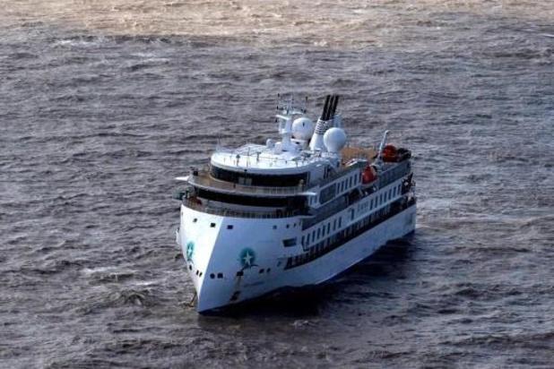 Coronavirus - Passagiers cruiseschip worden van Uruguay naar Australië overgevlogen
