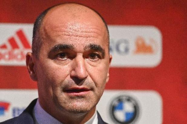 Pas de commentaires de Roberto Martinez sur les rumeurs qui l'envoient vers Barcelone