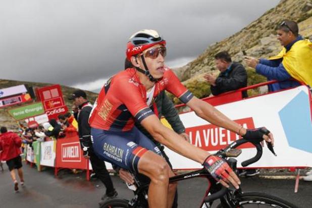 Tour d'Espagne - Dylan Teuns, 12e de la Vuelta, satisfait de son étape samedi et de son classement général
