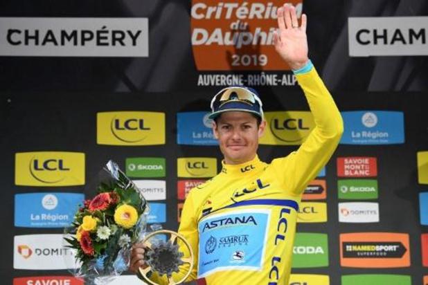 Beaucoup de montagne, mais pas de chrono pour l'édition 2020 du Critérium du Dauphiné