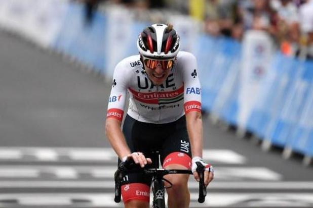 Tour de France - Tadej Pogacar est l'autre homme du jour de la première étape pyrénéenne
