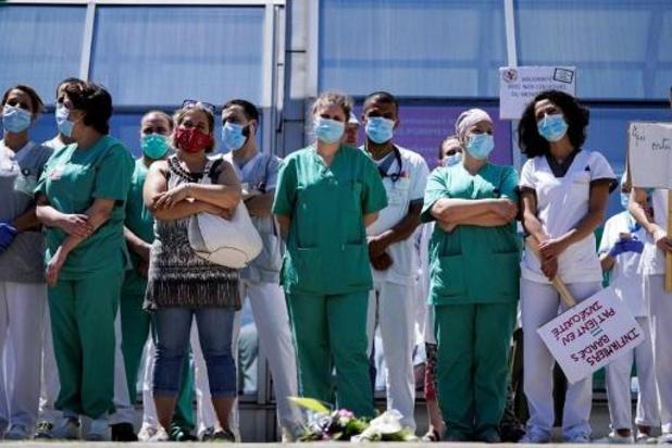 Federaal zorgpersoneel krijgt zorgpremie van 300 euro