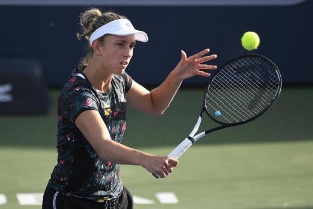 """WTA Prague - Elise Mertens part ce lundi pour New York: """"Être à mon meilleur niveau à l'US Open"""""""