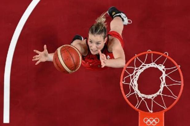 Euroligue dames - Victoire facile pour Schio avec Kim Mestdagh sur le banc