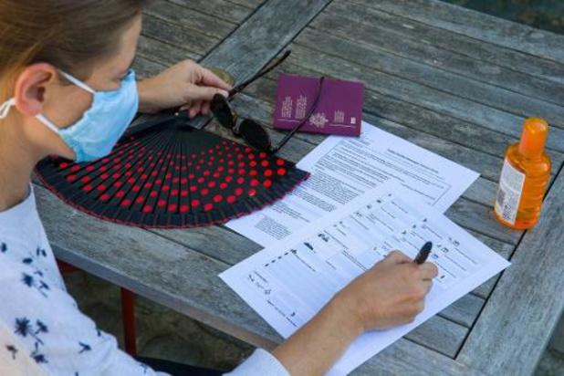 Amper helft 'rode reizigers' laat zich testen na terugkeer