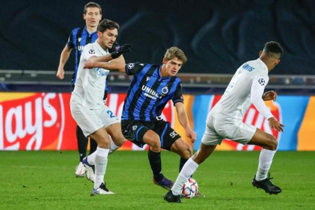 Ligue des Champions - Le Club de Bruges dispose facilement du Zénith et passera l'hiver européen