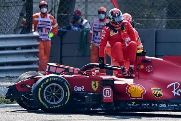 GP d'Italie: Mercedes domine la seconde séance d'essais libres