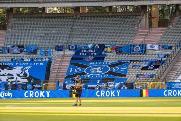 Le Club de Bruges offre ses matches en live à ses abonnés