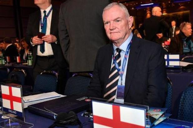 """FA-voorzitter vreest """"nog maanden voetbal zonder publiek"""" in Engeland"""