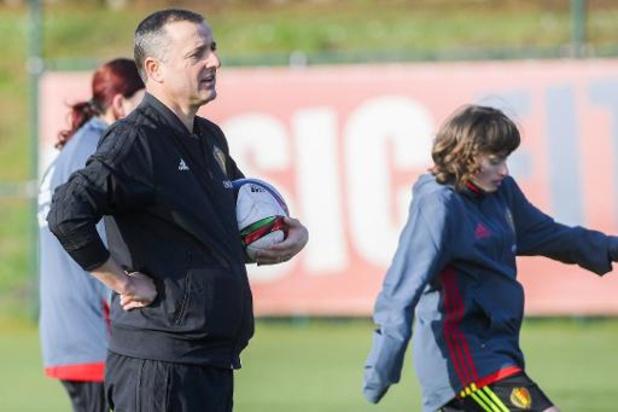 Ives Serneels maakt selectie Red Flames voor Algarve Cup bekend