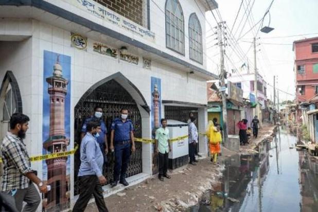 Dodental explosie en brand in moskee Bangladesh opgelopen tot 24