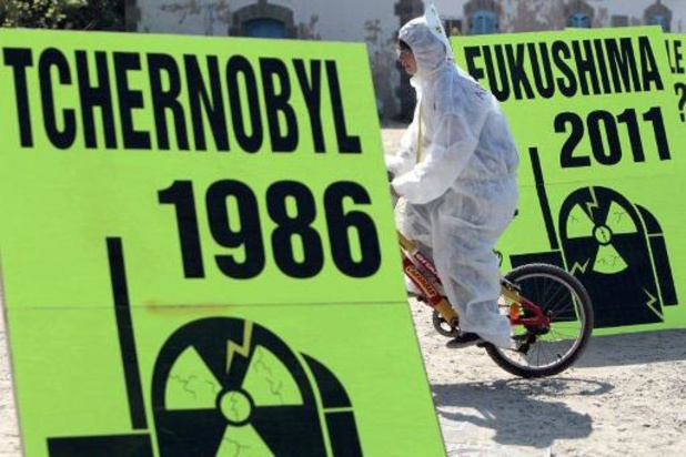 Feu de forêt à Tchernobyl: Kiev dément toute hausse de la radioactivité