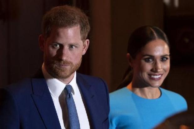 Tweede kindje voor Britse prins Harry en zijn vrouw Meghan