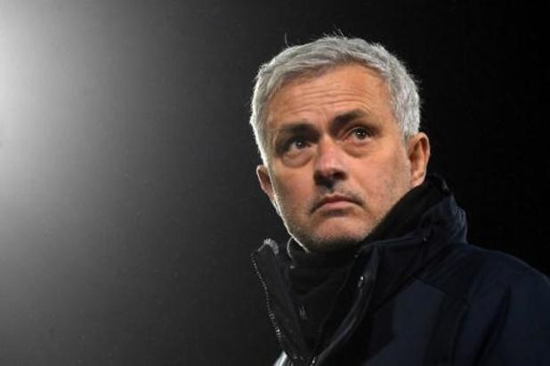 José Mourinho wordt coach van AS Roma