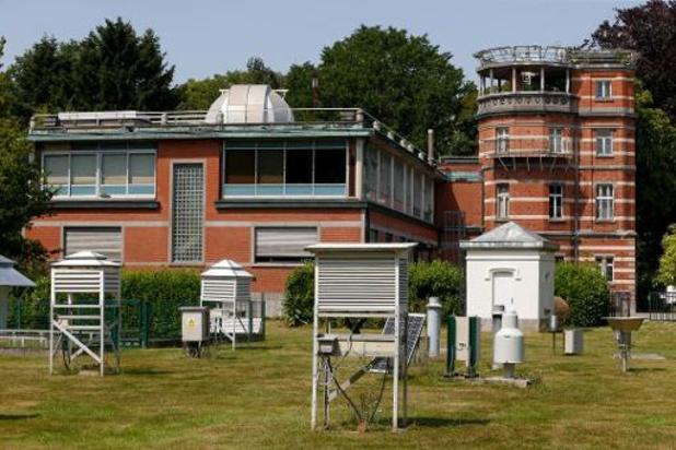 Gemiddelde temperatuur in België kan tegen einde van de eeuw tot 5 graden hoger liggen