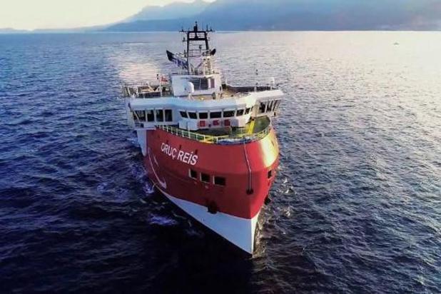 Méditerranée orientale: la Turquie prolonge une mission de recherche gazière controversée