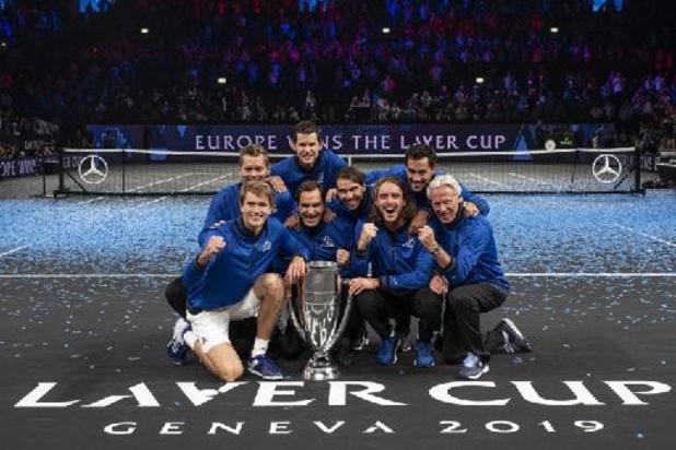 Laver Cup - L'Europe écrase le reste du monde et conserve son titre