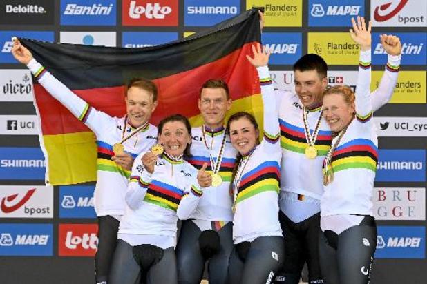 UCI lanceert mixed relay ook in veldrijden
