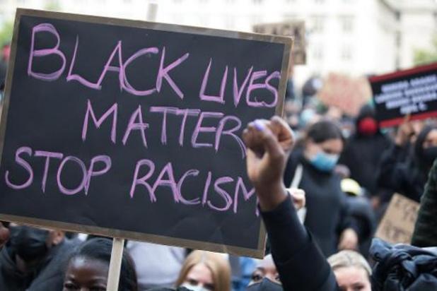 Tweehonderdtal mensen betogen tegen racisme en fascisme in Brussel