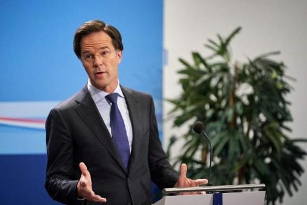 Nederland verwacht zes procent krimp