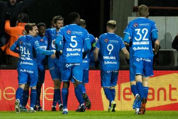 Jupiler Pro League - AA Gent pakt volle buit in Mechelen