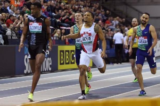 Amerikaanse 400 meterspecialist Obi Igbokwe 30 maanden geschorst na dopinggebruik